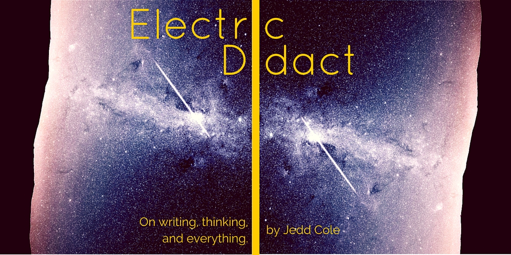 electric didact blog banner